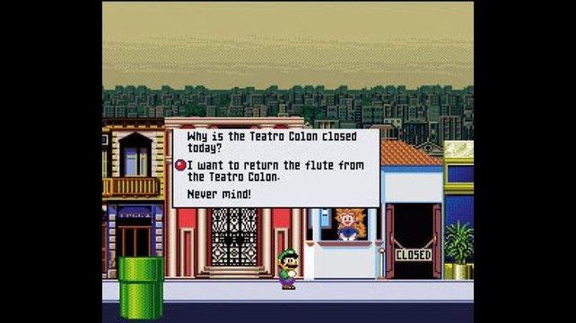 In seiner ersten Heldenrolle lernt Luigi ganz viel über Weltgeschichte. Nach diesem Spiel habt ihr aber vermutlich nie mehr Lust, euch mit dem Thema zu befassen.
