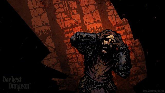 Der Zustand der Psyche spielt in Darkest Dungeon eine wichtige Rolle.