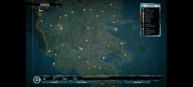 Über die gesamte Spielwelt verteilt findet ihr jede Menge Aufgaben, die es zu erledigen gilt.