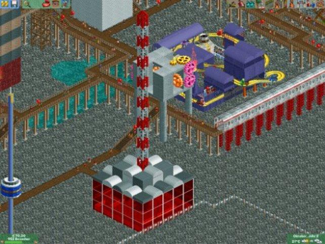 Fabrikkapriolen ist ein Anfängerpark