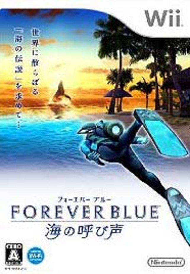 Das japanische Cover von Endless Ocean 2.
