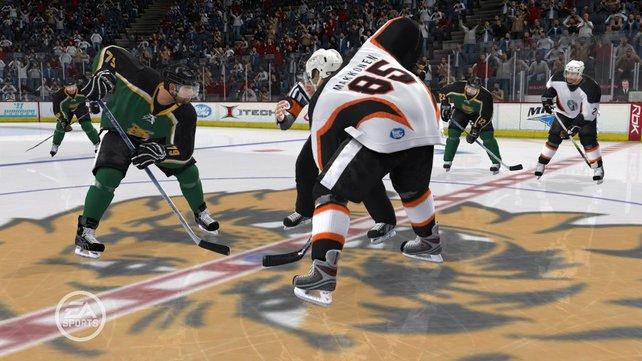 Start frei in die neue Eishockeysaison.
