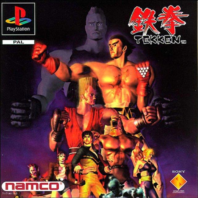Tekken startete vor allem als PSX-Spiel international durch.