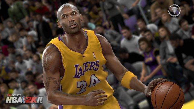 ... Stars der aktuellen Jahrgänge wie Kobe Bryant.