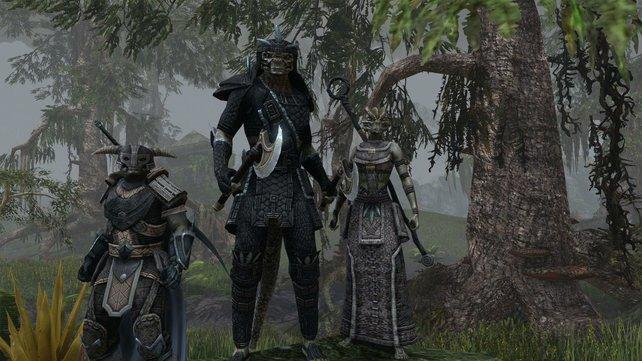 Die Argonier gehören dem Ebenherz-Pakt an und kämpfen für ihre Freiheit.
