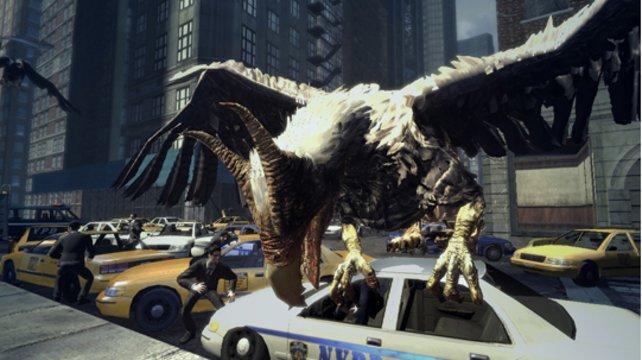 NYPD? Dieser übergroße Kanri scheint in New York sein Unwesen zu treiben