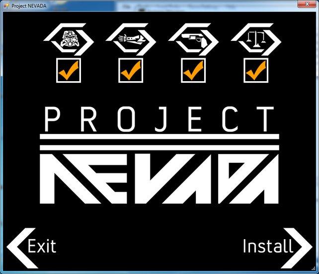 """""""Project Nevada"""" bringt neue Gegenstände und Funktionen ins Spiel."""