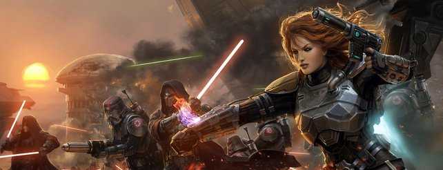 Star Wars - The Old Republic: Neues Video zur Albtraum-Operation