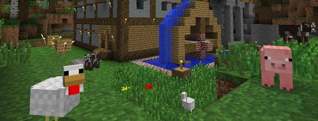 Minecraft weiter auf Erfolgskurs: 12 Millionen PC-Fassungen verkauft