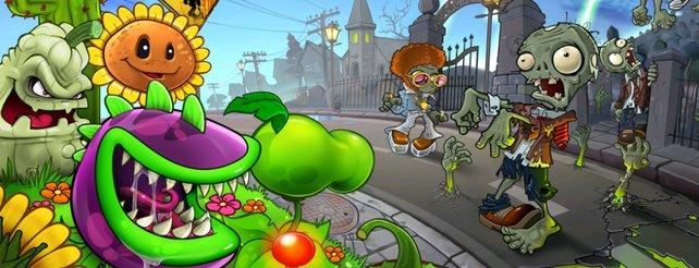 Pflanzen gegen Zombies 2: Erscheint erst im späteren Sommer