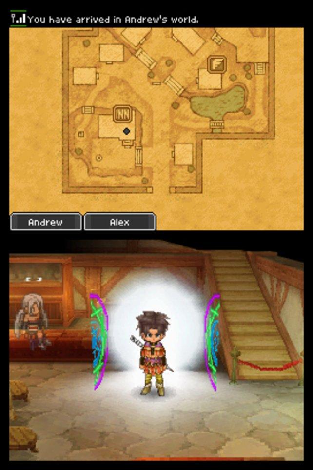 Dragon Quest ist endlich auch auf den DS angekommen und ist ein sicherer Hit.