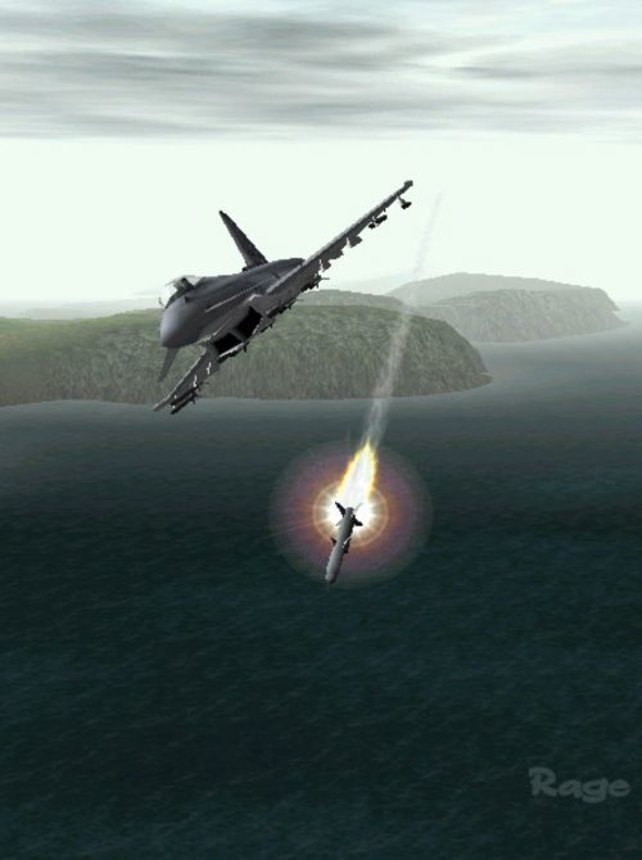 Der Eurofighter in Action