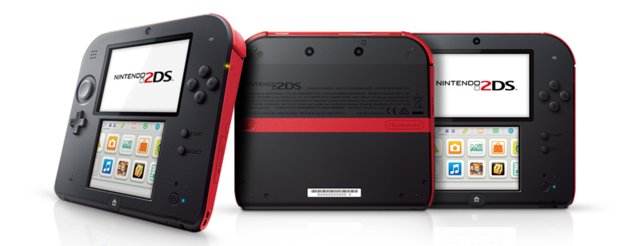 Nintendo 2DS: Handheld kostet im Handel zum Teil nur 118 Euro
