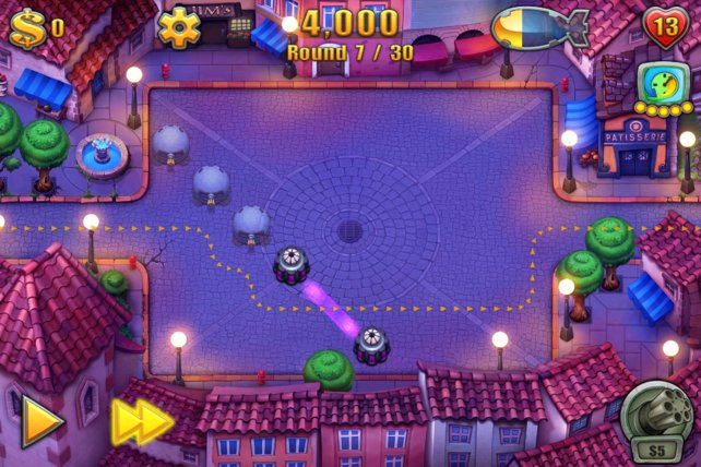 Gelegentliche Minispiele lockern das Kampfgeschehen auf.