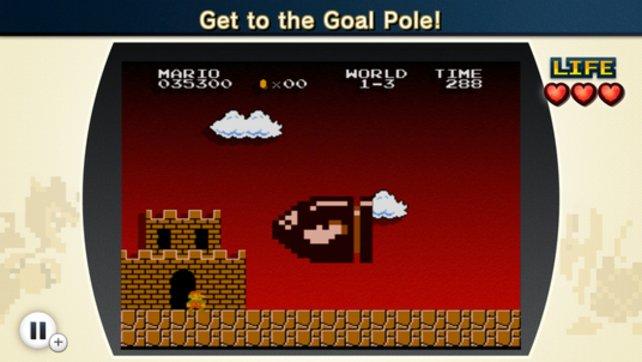 Der Kugelwilli hat seit NES-Tagen ganz schön zugelegt.