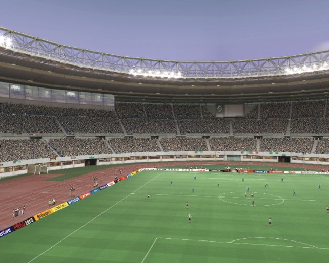 Finale im Wiener Ernst Happel Stadion