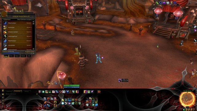 Gilden in World of Warcraft steigen im Level auf und gewähren euch nützliche Effekte wie zusätzlichen Erfahrungsgewinn.