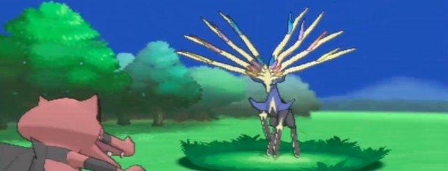 Pokémon X & Y: 3D-Effekt kommt wohl nur in Kämpfen zum Einsatz