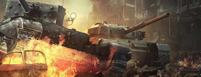 World of Tanks: Beta-Anmeldung für die Xbox-360-Version ab sofort möglich
