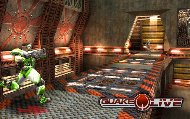 Auch Quake-Macher id Software hat das Potenzial von Online-Spielen erkannt