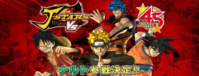 J-Stars Victory VS: Viele Kampfszenen mit Ruffy und Co. im neuen Video