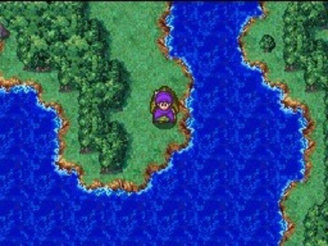 Außerhalb von Ortschaften kann das Spiel grafisch nicht gerade auftrumpfen.