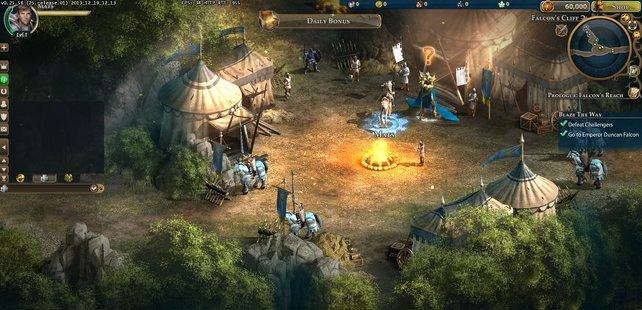 In Might & Magic Heroes Online verschlägt es euren Helden von Stadt zu Stadt, um Aufgaben zu erledigen.