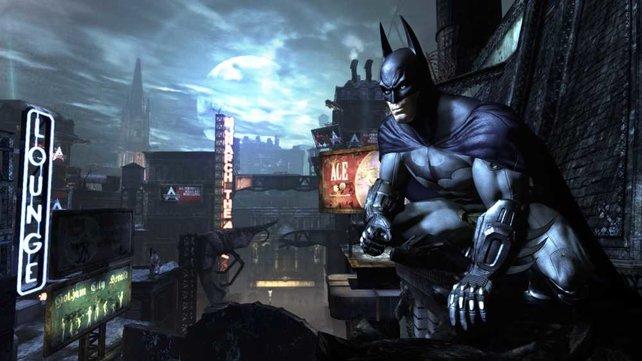 Batman stellt sich einer Stadt voller Verbrecher.