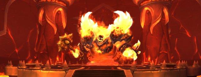 In World of Warcraft warten viele beeindruckende Bossgegner auf euch.