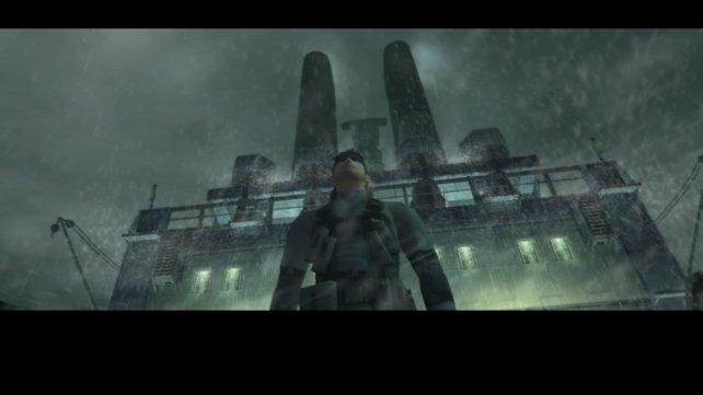 Kenner freut's: Drei Metal-Gear-Episoden erstrahlen in HD-Optik.