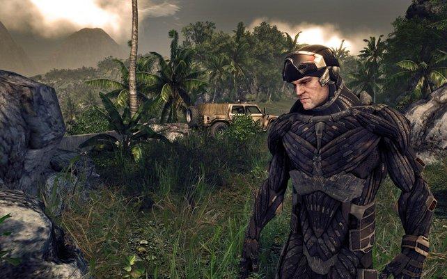 Nomad hat ausgedient, in Warhead übernimmt Kollege Psycho das Ruder