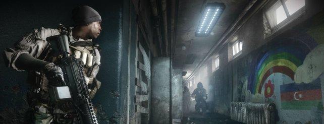Battlefield 4: Weibliche Charaktere für Mehrspieler-Modus geplant