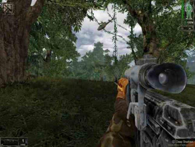 Der Klassiker: Die Sniper-Rifle