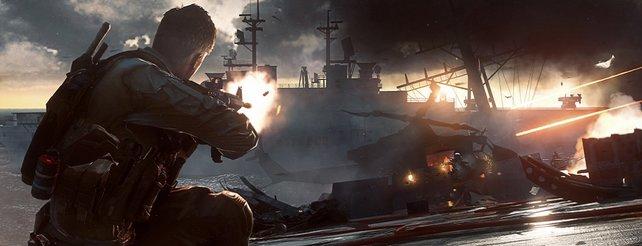 """Battlefield 4: Levolution und """"Obliteration""""-Modus auf Gamescom präsentiert"""