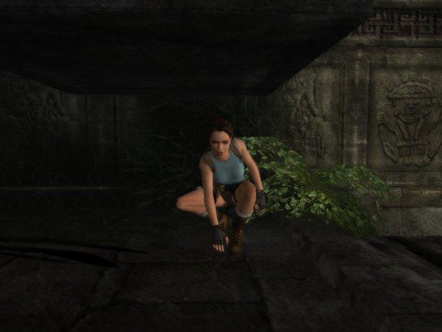 Lara, wie wir sie kennen: Mitten im Abenteuer