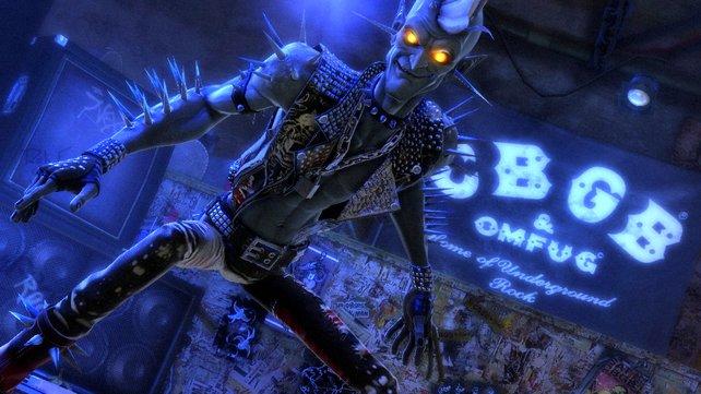 Ins Charakter-Design hat Neversoft viel Arbeit gesteckt.