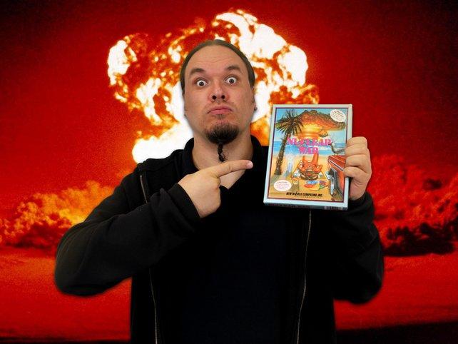 Onkel Jo hat das perfekte Spiel zum Weltuntergang. Danach brennt in der Hölle!