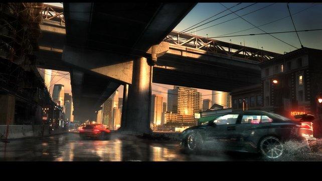 Need for Speed Undercover: Rückkehr zu alter Stärke?