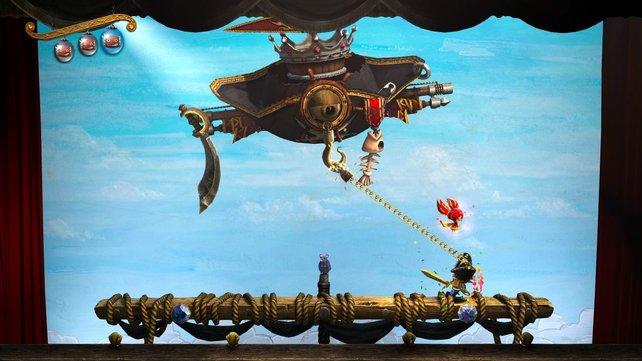 Der Puppenspieler überzeugt mit einem abwechslungsreichen Spielkonzept.
