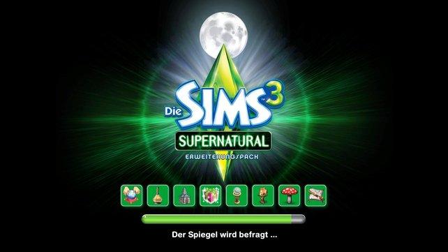 die sims 3 - supernatural: jetzt mit zombies und hexen - test