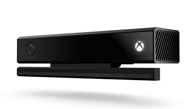 Kinect besitzt eine Farb- sowie Infrarot-Kamera und ein Richtungsmikrofon.