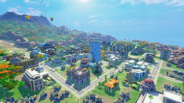 Tropico 4 erinnert stark an den Vorgänger.