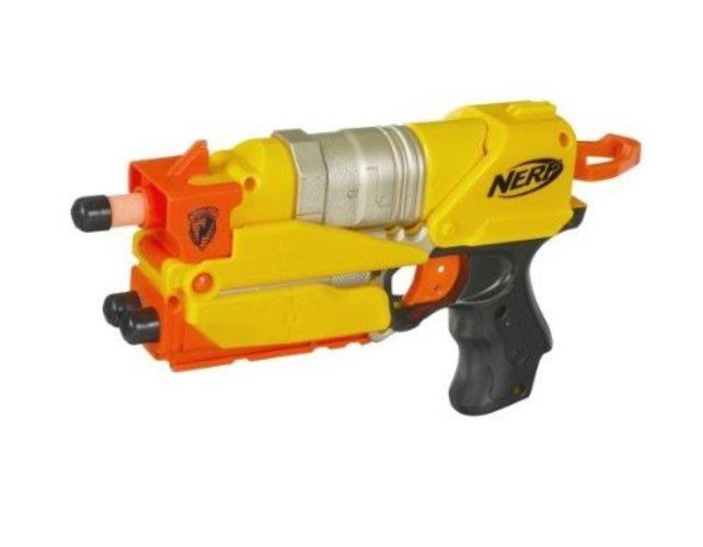 Nerf Switch Shot EX-3: Euer bevorzugtes Steuergerät.