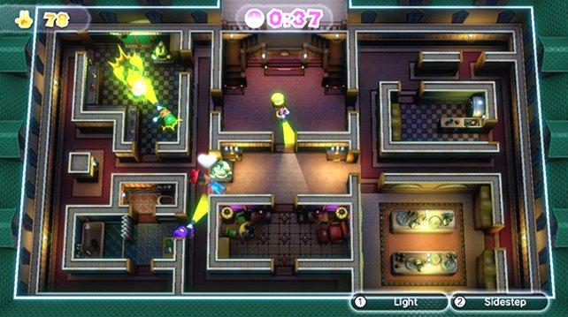 Luigi's Ghost Mansion ist ein echter Kracher.