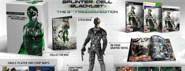 """Splinter Cell Blacklist: Ihr wolltet """"Freedom"""", Onkel Jo gibt ihn euch!"""