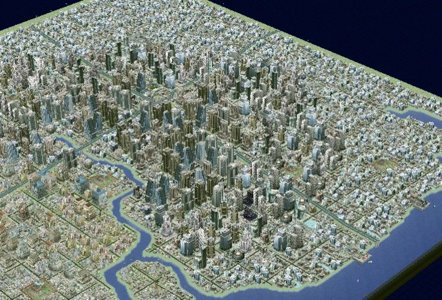 Ein kapitalistischer Traum: Gute Bürgermeister bauen riesige Metropolen