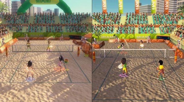 Strandtennis - eine unheimlich beliebte Sportart!
