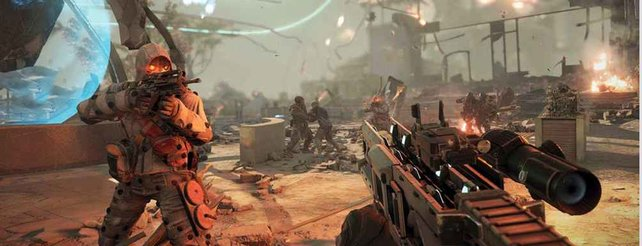 Killzone - Shadow Fall: Eigene Szenarien im Mehrspielermodus erstellen