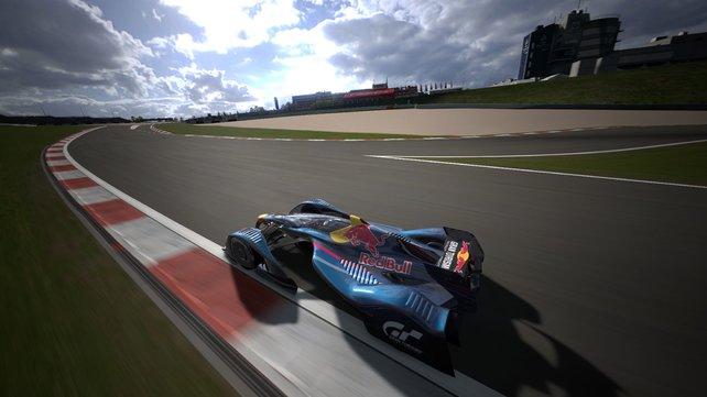 Massig Strecken, Fahrzeuge und Herausforderungen ... Gran Turismo 5 heizt euch ein.