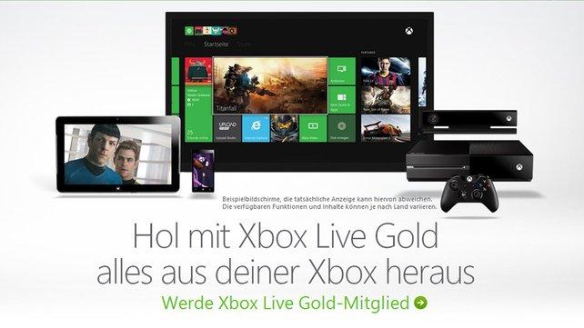 Xbox Live Gold oder Playstation Plus versorgen euch mit exklusiven Angeboten und Vergünstigungen.
